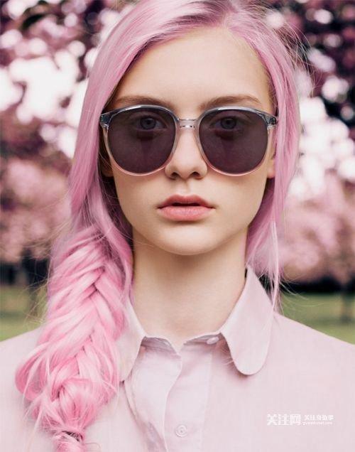 最新流行的染发颜色有哪些 2017年染发流行指南