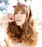 韩式长发发型推荐 韩式最甜美的几款发型