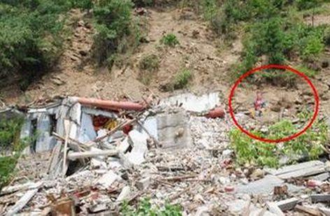 汶川地震灵异事件