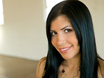 Pic of Rebeca Linares in bigmouthfuls episode: Spaniard Beauty!