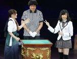 """日本人气偶像组合AKB48将于9月17日举行""""猜拳大会"""""""